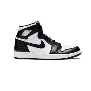 Giày Nike Air Jordan 1 Black White Pk God Factory