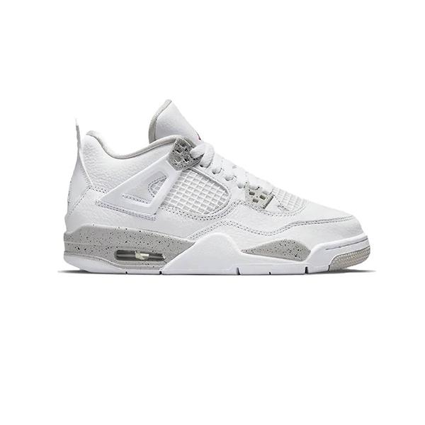 Giày Nike Air Jordan 4 White Oreo 2021 Pk God Factory