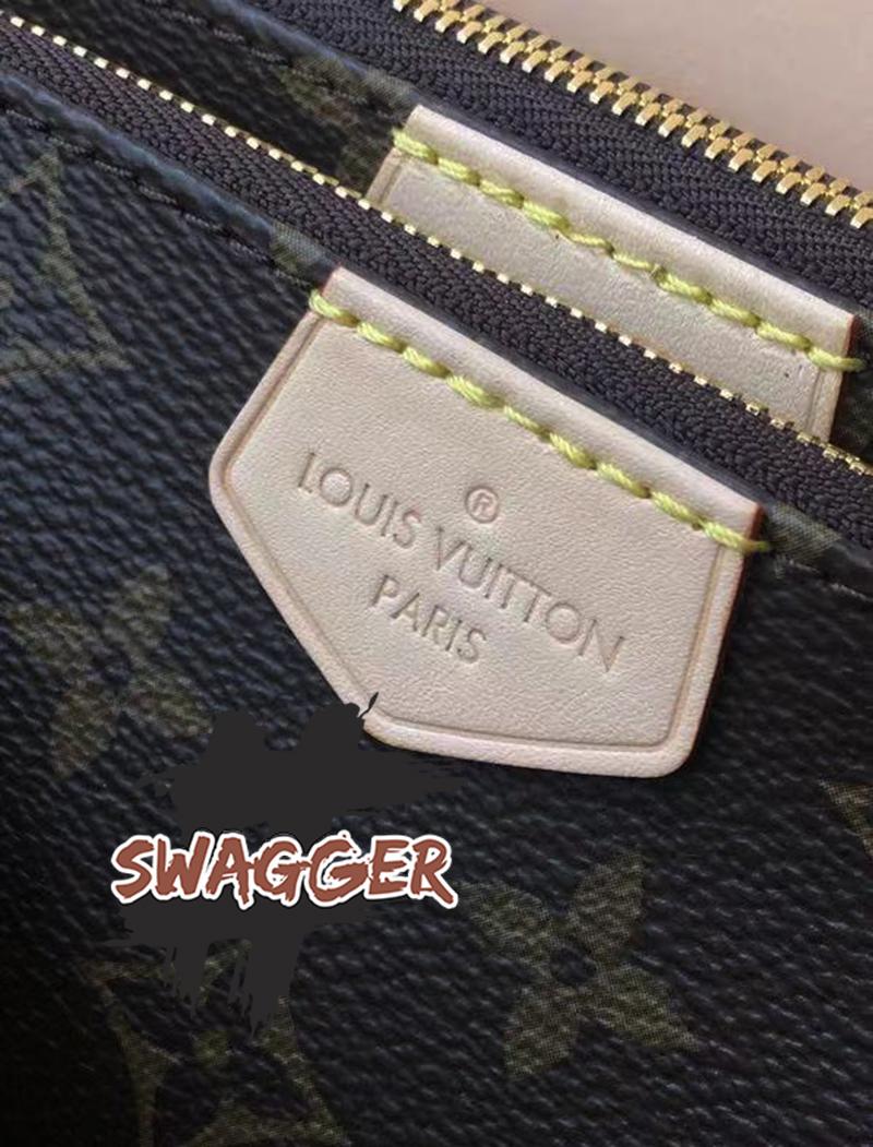 Túi Xách Louis Vuitton Multi Pochette Accessoires Pink Like Authentic sử dụng chất liệu nguyên bản chính hãng, chuẩn 99% sản xuất hoàn toàn bằng thủ công. chuẩn 99% cam kết chất lườn tốt nhất