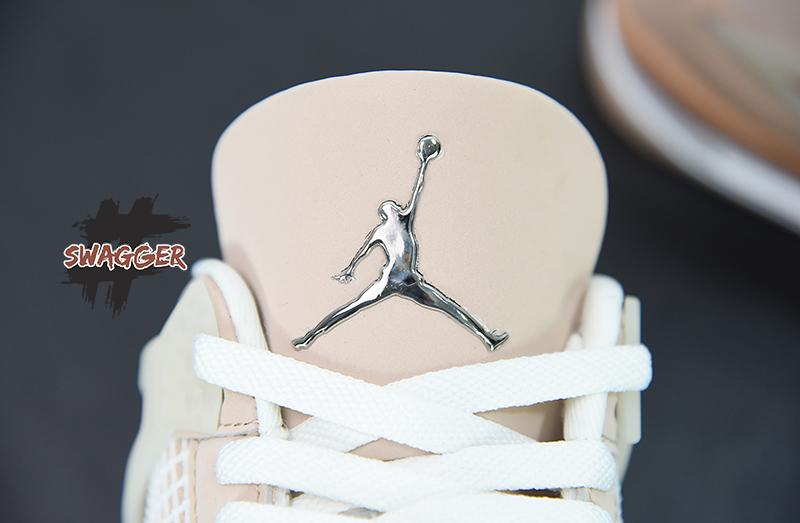 Giày Nike Air Jordan 4 Retro Shimmer DJ0675-200 chất lượng pk god sử dụng nguyên liệu chính hãng, cam kết chất lượng tốt nhất, full box và phụ kiện