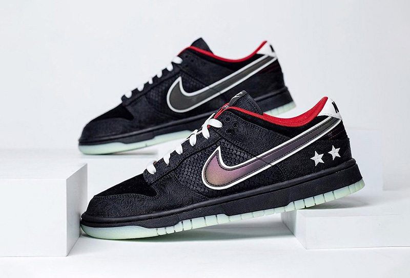 Giày Nike Dunk Low LPL DO2327-011 chất lượng pk god sử dụng chất liệu chính hãng, chất lượng tốt nhất best quality