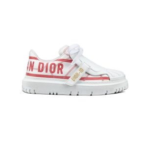 Giày Dior ID Snekaer Red Like Authentic