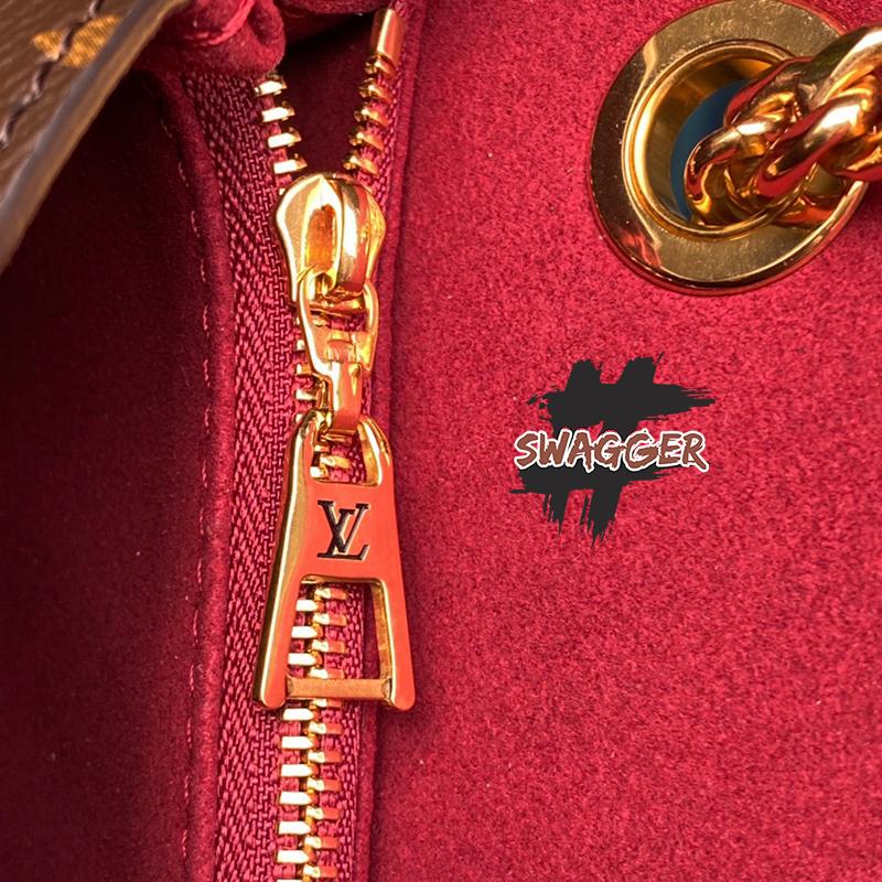 Túi Xách Louis Vuitton LV Passy Monogram Bag Like Authentic sử dụng chất liệu chính hãng, sản xuất hoàn toàn bằng thủ công, chất lượng tốt nhất
