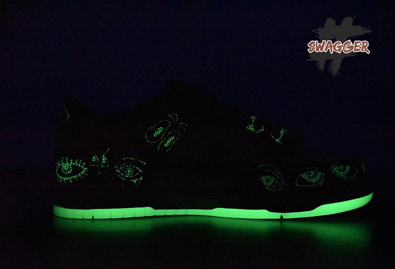 Giày Nike Dunk Low Halloween 2021 DD3357-100 chất lượng pk god, sử dụng chất liệu chính hãng, full box và phụ kiện chất lượng tốt nhất hiện nay best quality