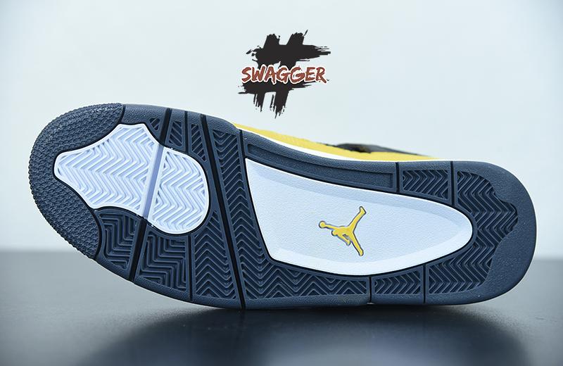 Giày Nike Air Jordan 4 Retro Lightning 2021 - CT8527-700 chất lượng lpk god, sử dụng chất liệu chính hãng, chuẩn 99% cam kết chất lượng tốt nhất