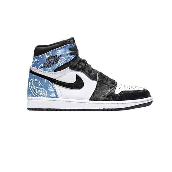 Giày Nike Air Jordan 1 High Paisley 2021