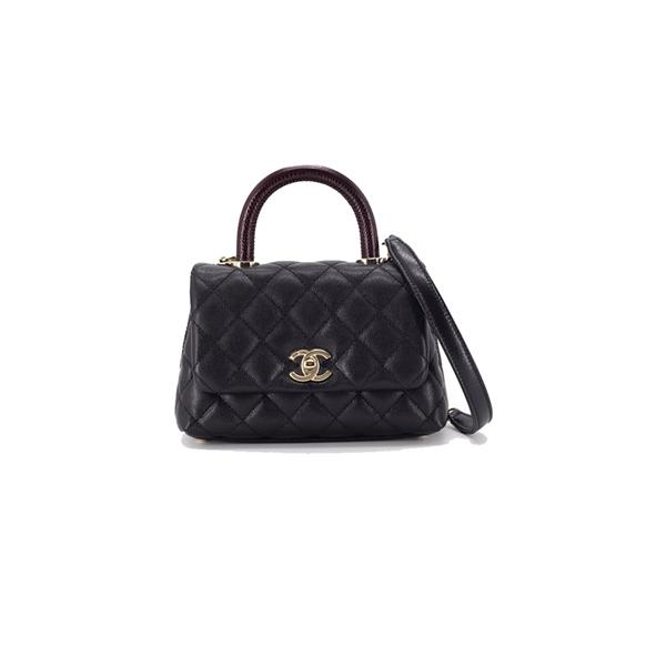 Túi Xách Chanel Coco Mini Handle Bag Like Authentic