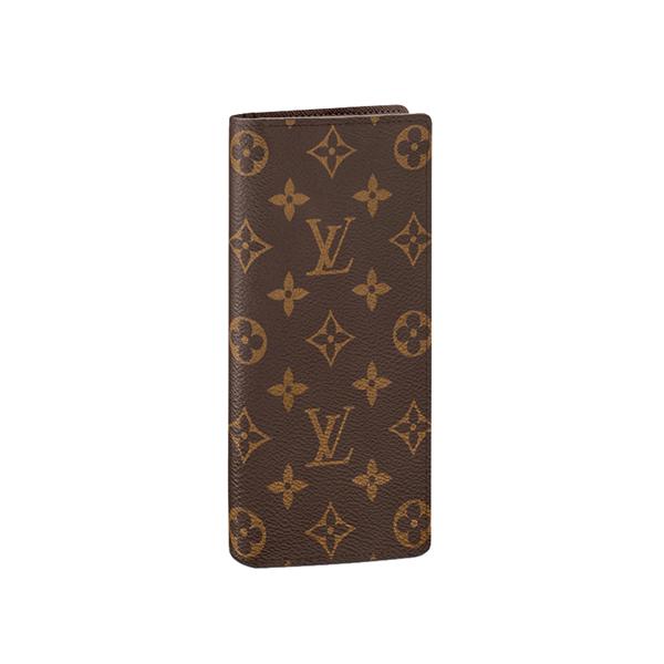 Ví Louis Vuitton Brazza Wallet Monogram Like Authentic