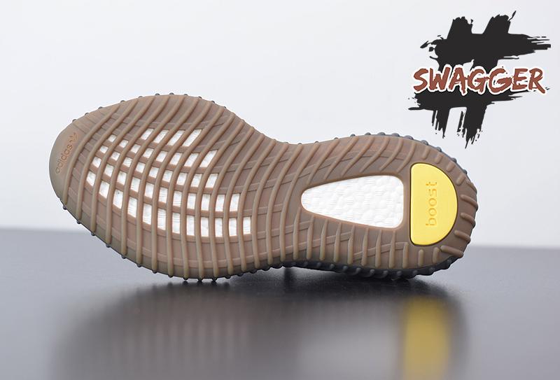 Giày Adidas Yeezy 350 V2 Cinder Reflective FY4176 chất lượng pk god factory sử dụng chất liệu chính hãng, sản xuất hoàn toàn bằng thủ công, cam kết chất lượng tốt nhất hiện nay, best quality
