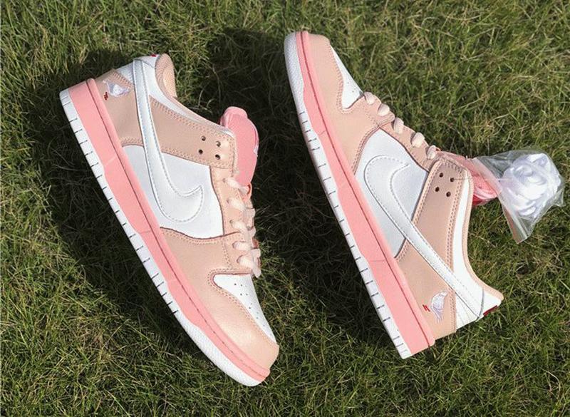 Dunk Elite Pink White một trong những sản phẩm đặc biệt dành riêng cho chị em
