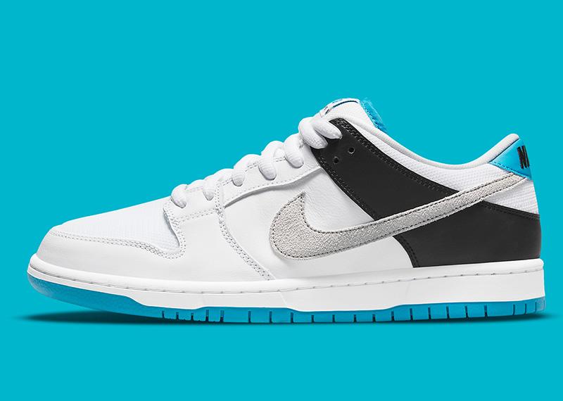 Giày Nike SB Dunk Low Laser Blue-BQ6817-101 chất lượng pk god, sử dụng chất liệu chính hãng, full box và phụ kiện chuẩn 99% cam kết chất lượng best quality, liên hệ 0902330236 để được tư vấn