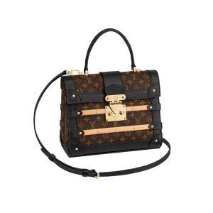Túi XáchLouis Vuitton Trianon Pm Monogram Bag M45908 Like Authentic