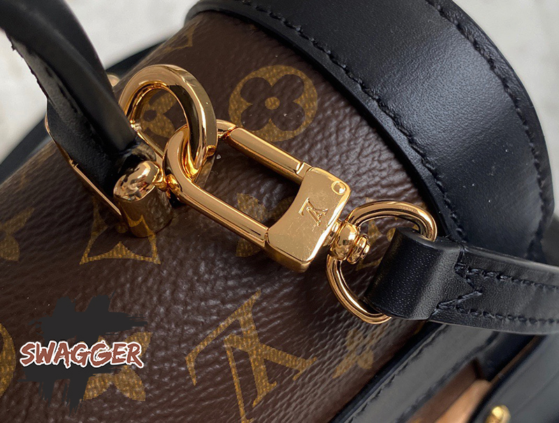 Túi XáchLouis Vuitton Trianon Pm Monogram Bag M45908 Like Authentic sử dụng chất liệu chính hãng bằng da bê, sản xuất hoàn toàn bằng thủ công, kim loại mạ vàng 24k, full box và phụ kiện, hỗ trợ trả góp 0% bằng thẻ tín dụng