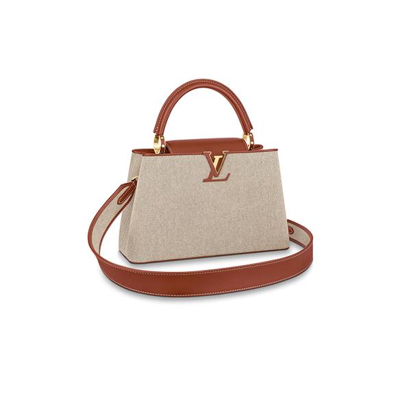 Túi Xách Louis Vuitton Capucines 2021 M57361 Like Authentic