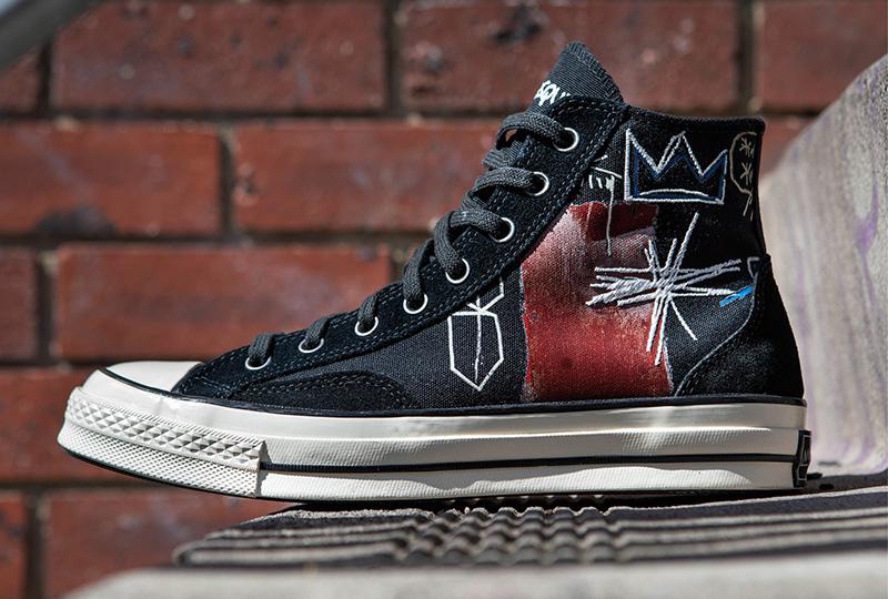 giày Converse Chuck 70 Kings of Egypt III Basquiat là một trong những sản phẩm được thiết cực ngầu của hãng giày converse chúng ta cùng tìm hiểu đôi giày độc đáo này