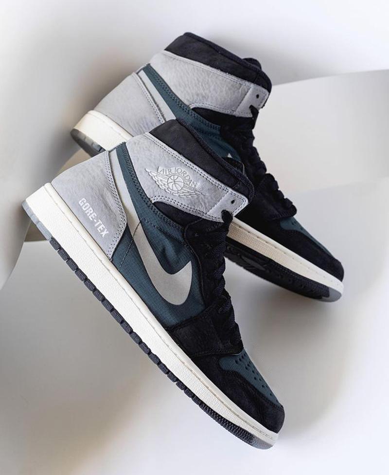 Giày Nike Air Jordan 1 GORE-TEX Pk God Factory sử dụng chất liệu chính hãng, chuẩn 99% cam kết chất lượng tốt nhất, full box và phụ kiện, nhận order theo yêu cầu, ship toàn quốc