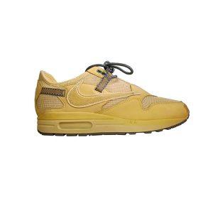 Giày Nike Air Max 1 Travis Scott Wheat Pk God Factory