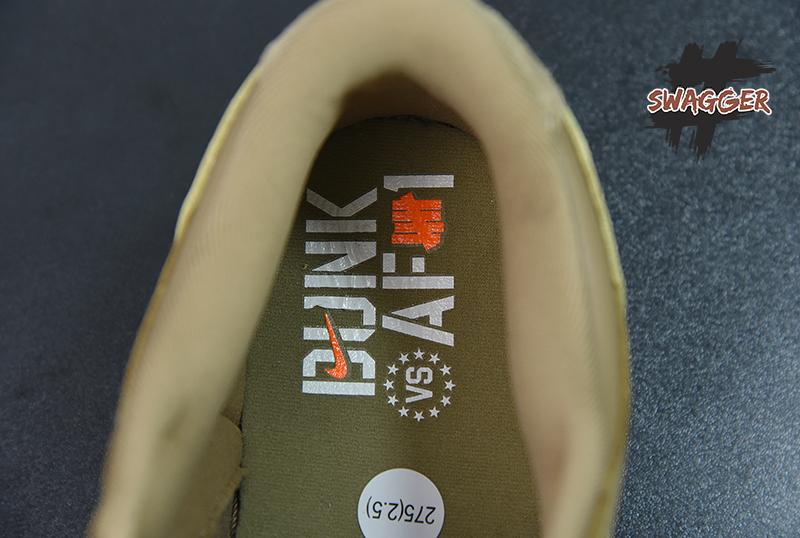 Dunk Low Undefeated Dunk vs AF1 pk god sử dụng chất liệu chính hãng, sản xuất hoàn toàn bằng thủ công, cam kết chất lượng tốt nhất, chuẩn 99% full box và phụ kiện