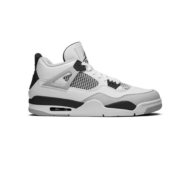 Giày Nike Air Jordan 4 Military Black 2022 PK God Factory