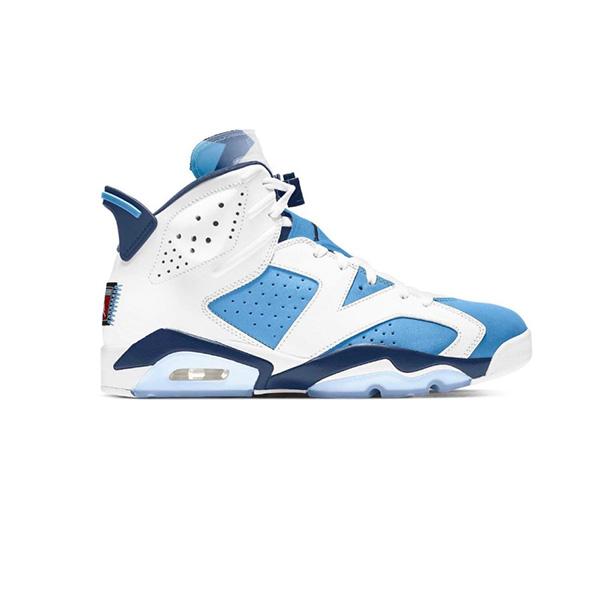 Giày Nike air jordan 6 UNC Pk God Factory